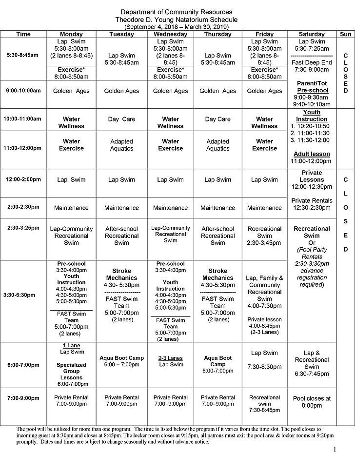 Lap Swim Schedule (JPG)