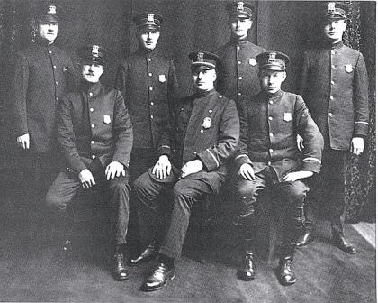 1917 Greenburgh Police Department
